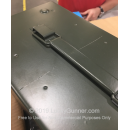 50 Cal Green Damaved Mil-Spec M2A1 Ammo Can For Sale