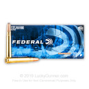Premium 375 H&H Magnum Ammo For Sale - 270 Grain SP Ammunition in Stock by Federal Power-Shok - 20 Rounds