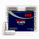 45 ACP - #9 Shot - CCI Ammo For Sale Online Now - 10 Rounds