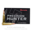 Premium 300 PRC Ammo For Sale - 225 Grain ELD-X Ammunition in Stock by Hornady Precision Hunter - 20 Rounds