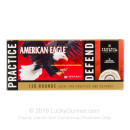 Bulk 40 S&W Ammo For Sale - 180 Grain FMJ/JHP Combo Ammunition in Stock by Federal - 480 Rounds