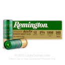 "12 ga Remington AccuTip Sabot Slugs For Sale - 2-3/4"" 385 gr. High Velocity Rifled Sabot Slug Ammunition by Remington"