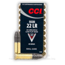 Cheap 22 LR Ammo For Sale - 40 gr LFN - CCI Small Game Ammunition In Stock - 50 Rounds