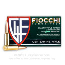 Premium 6.5 Creedmoor Ammo For Sale - 142 Grain MatchKing HPBT Ammunition in Stock by Fiocchi - 20 Rounds