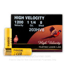 """Cheap 20 Gauge Ammo For Sale - 3"""" 1-1/4 oz. #8 Shot Ammunition in Stock by Fiocchi Optima - 25 Rounds"""