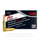 Bulk 17 HMR Ammo For Sale - 17 gr V-Max - Polymer Tipped - CCI Ammunition In Stock - 200 Rounds