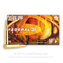30-06 Ammo For Sale - 150 gr - Federal Fusion Ammo Online - 20 Rounds