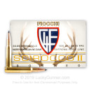 Premium 30-06 Ammo For Sale - 165 Grain Scirocco II PTS Ammunition in Stock by Fiocchi Extrema - 20 Rounds