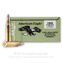 Bulk 5.56x45 XM855 Federal Ammo For Sale - 62 gr FMJ Ammunition In Stock - 600 Rounds