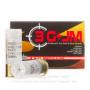 "Premium 12 Gauge Ammo For Sale - 2-3/4"" 9 Pellet 00 Buckshot Ammunition in Stock by Fiocchi 3 Gun - 10 Rounds"