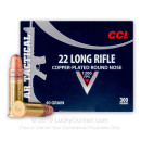Bulk 22 LR Ammo For Sale - 40 Grain CPRN Ammunition in Stock by CCI AR Tactical - 3000 Rounds