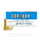 Cheap 32 ACP Ammo For Sale - 60 Grain JHP Ammunition in Stock by Corbon - 20 Rounds