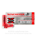 "Bulk 12 Gauge Ammo For Sale - 2-3/4"" 1 oz. #6 Steel Shot Ammunition in Stock by Winchester Xpert High Velocity - 100 Rounds"