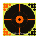 "Shoot-N-C Targets For Sale - 5 - 12"" Targets - Birchwood Casey Targets For Sale"
