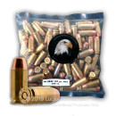 40 S&W Ammo In Stock - 180 gr Plated FP - 40 S&W Ammunition by Military Ballistics Industries For Sale - 1000 Rounds