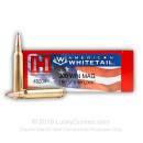 Cheap 300 Win Mag Ammo For Sale - 150 gr SP Hornady American Whitetale Ammo Online - 20 Rounds