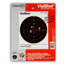 "Champion VISISHOT 8"" Bull's Eye Targets For Sale - Reactive Indicator Targets In Stock"
