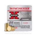 Cheap 22 Short Ammo for Sale Online - Winchester Blank - 50 Rounds