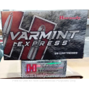 Premium 6.5 Creedmoor Ammo For Sale - 95 Grain V-MAX Ammunition in Stock by Hornady Varmint Express - 20 Rounds