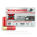 "12 Gauge Ammo - Winchester Super-X Waterfowl 3"" #1 Shot - 25 Rounds"