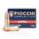 Bulk 22 LR Ammo For Sale - 40 gr CPRN - Fiocchi Ammo In Stock - 500 Rounds