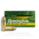 Cheap 22 Short Ammo For Sale - 29 gr PRN - Remington Ammunition In Stock - 100 Rounds