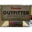 Premium 7mm WSM Ammo For Sale - 150 Grain GMX Ammunition in Stock by Hornady Outfitter - 20 Rounds