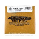 Berry's Bullets 45 ACP 230 gr RNDS For Sale - 500