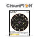 Cheap Targets For Sale - Visicolor Dartboard Targets in Stock by Champion - 10 Targets