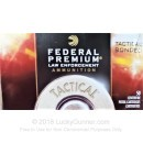 Premium 45 ACP Ammo For Sale - 230 Grain +P Bonded HP Ammunition in Stock by Federal LE Tactical - 1000 Rounds