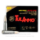 Cheap 7.62x39mm Ammo For Sale - 122 Grain FMJ Ammunition in Stock by Tula - 40 rounds
