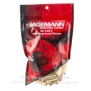Bulk 45 Long Colt Ammo For Sale - New Unprimed Brass Ammunition in Stock by Jagemann - 100 Casings