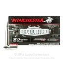 Premium 300 Winchester Magnum Ammo For Sale - 180 Grain Polymer Tip Ammunition in Stock by Winchester Supreme AccuBond - 20 Rounds