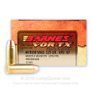 Bulk 44 Magnum Barnes Ammo For Sale - 225 gr XPB Hollow Point Barnes Ammunition In Stock - 200 Rounds