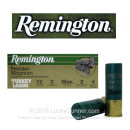 "Cheap 12 Gauge Ammo For Sale -  3"" 2 oz. #4 Shot Ammunition in Stock by Remington Premier Magnum Turkey - 10 Rounds"
