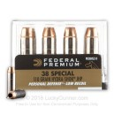 Premium 38 Special Self-Defense Ammo For Sale - 110 gr Hydra-Shok JHP Federal Ammo Online - 20 Rounds