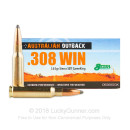Cheap 308 Win - 165 gr SBT Sierra GameKing - Australian Outback - 20 Rounds