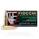 Bulk 300 AAC Blackout Ammo For Sale - 150 gr Full Metal Jacket - Fiocchi Ammunition - 500 Rounds