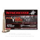 Premium 270 Win Ammo For Sale - 150 Grain PHP Ammunition in Stock by Winchester Power Max - 20 Rounds