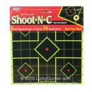 "Shoot NC Targets For Sale - Shoot NC 34105  8"" Sight-In Targets - Birchwood Casey Targets For Sale"