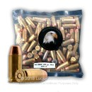 40 S&W Ammo In Stock - 180 gr Plated FP - 40 S&W Ammunition by Military Ballistics Industries For Sale - 100 Rounds