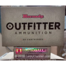 Premium 300 Win Mag Ammo For Sale - 180 Grain GMX Ammunition in Stock by Hornady Outfitter - 20 Rounds