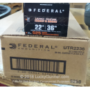 Bulk 22 LR Ammo For Sale - 36 Grain CPHP Ammunition in Stock by Federal Ultra - 525 Rounds