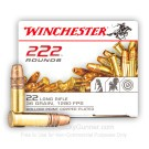 22 LR - 36 Grain CPHP - Winchester - 2220 Rounds