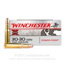 30-30 - 150 Grain PP - Winchester Super-X - 200 Rounds