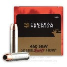 460 S&W - 300 Grain Swift A-Frame - Federal Vital-Shok - 20 Rounds