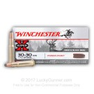 30-30 - 170 Grain PP - Winchester Super-X - 200 Rounds