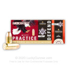 45 ACP - 230 Grain FMJ & HST JHP - Federal Combo Pack - 120 Rounds