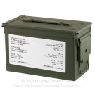 Surplus Ammo Can - 50 Cal - Green - Like New - 1