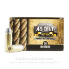 45 Long Colt - 200 Grain LFN - American Cowboy - 50 Rounds
